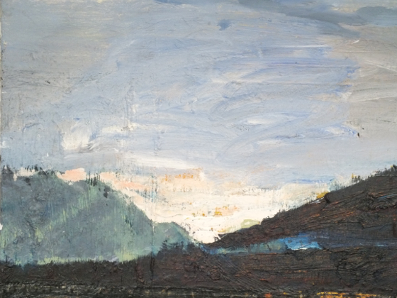 Joyce Country, Connemara by  at the Saffron Walden Gallery