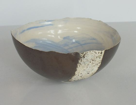 Ceramic Bowls by Tracy Ford at the Saffron Walden Gallery