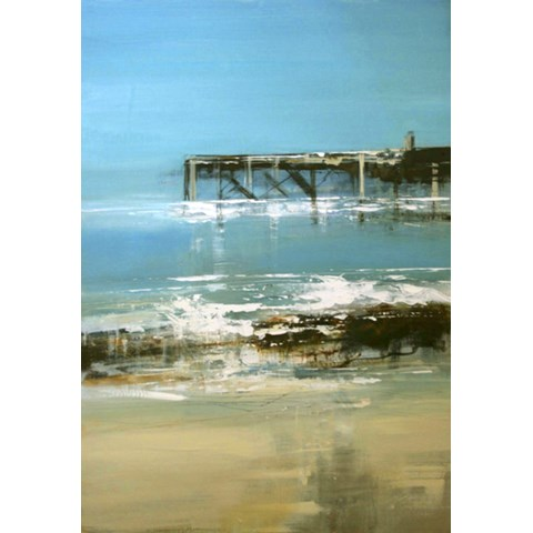 Jetty by  at the Saffron Walden Gallery