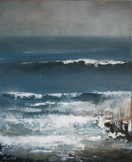 Wave by  at the Saffron Walden Gallery