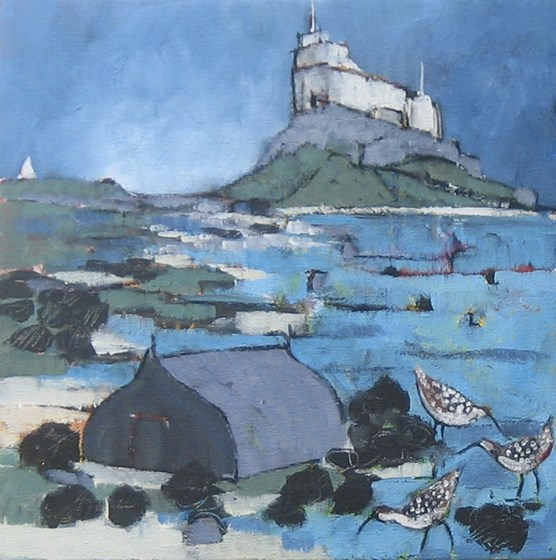 Lindisfarne II by Relton Marine at the Saffron Walden Gallery