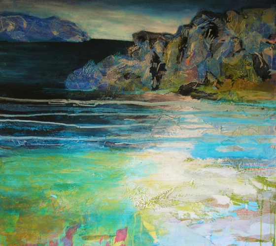 Before the Storm by Gail de Cordova at the Saffron Walden Gallery