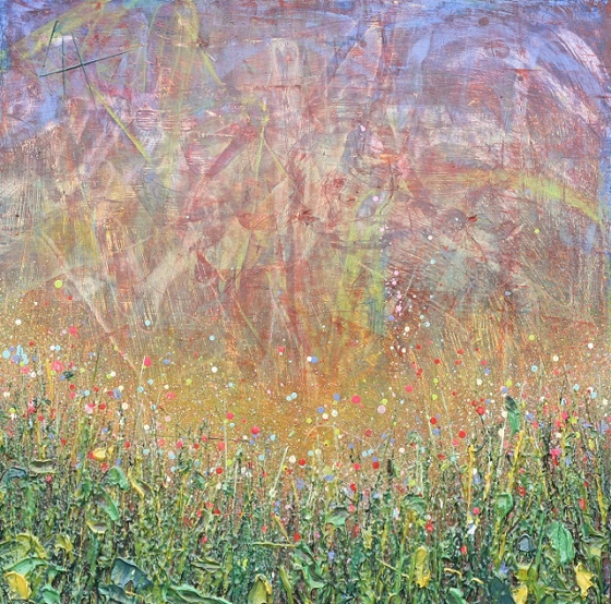 Golden Dew by  at the Saffron Walden Gallery