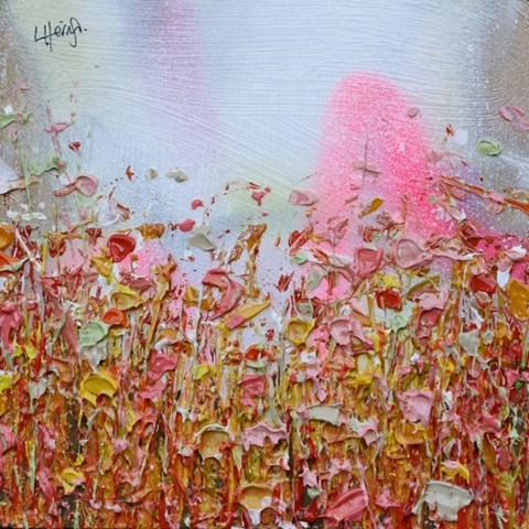 Bright Crops by  at the Saffron Walden Gallery