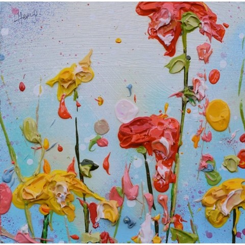 Petals Fall by  at the Saffron Walden Gallery