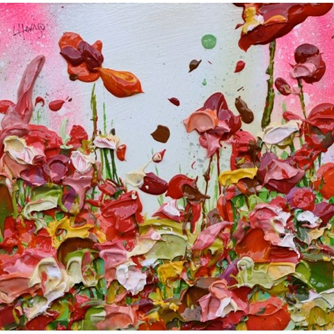 Rose Bushes by  at the Saffron Walden Gallery