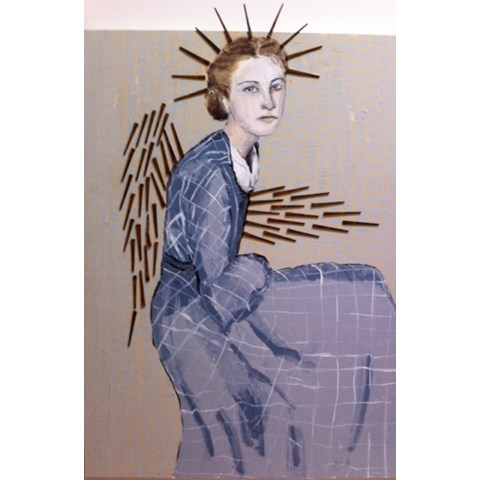 American Angel by  at the Saffron Walden Gallery