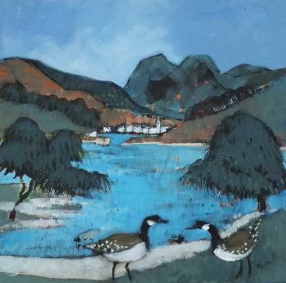 Elterwater by Relton Marine at the Saffron Walden Gallery