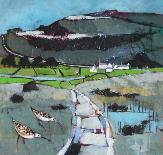 Buckden Pike by Relton Marine at the Saffron Walden Gallery