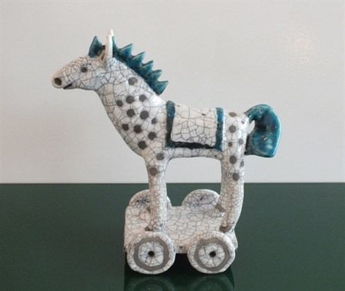 Horse on Wheels