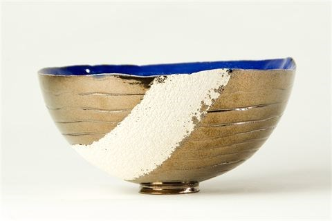 Small bowl by Tracy Ford at the Saffron Walden Gallery