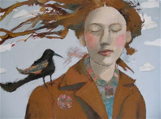 Little Wing by Catriona Millar at the Saffron Walden Gallery