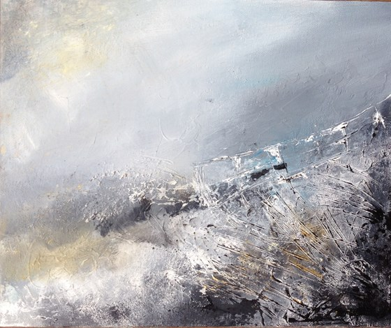Rugged by Nikki Sims at the Saffron Walden Gallery