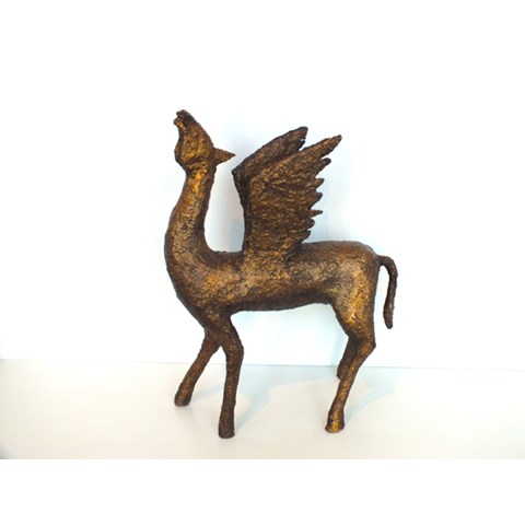 Winged Horse by Helen Craig at the Saffron Walden Gallery