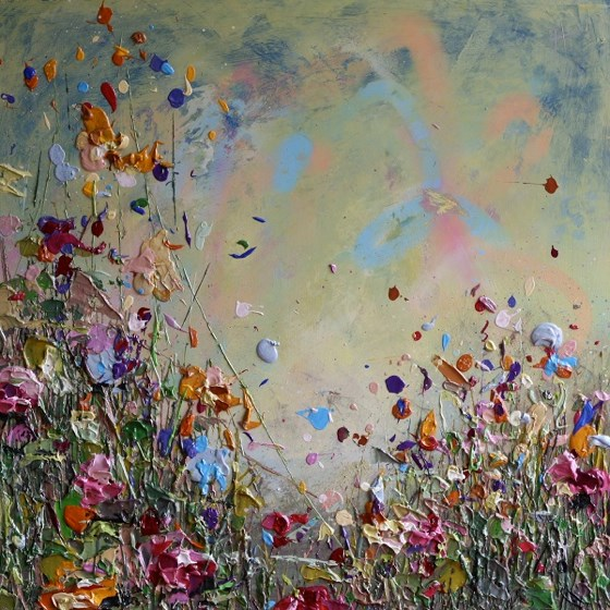Pastel Summer by Lee Herring at the Saffron Walden Gallery