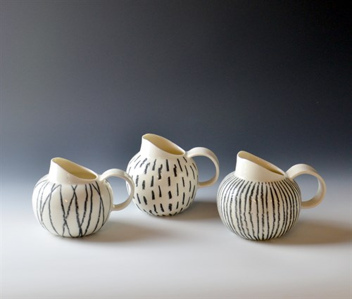 Monochrome Ceramics