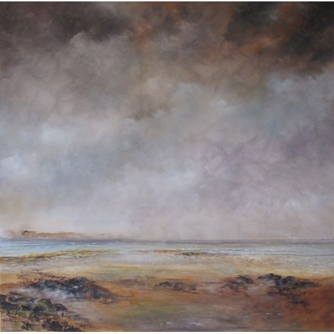 Losing the Light by John Tregembo at the Saffron Walden Gallery
