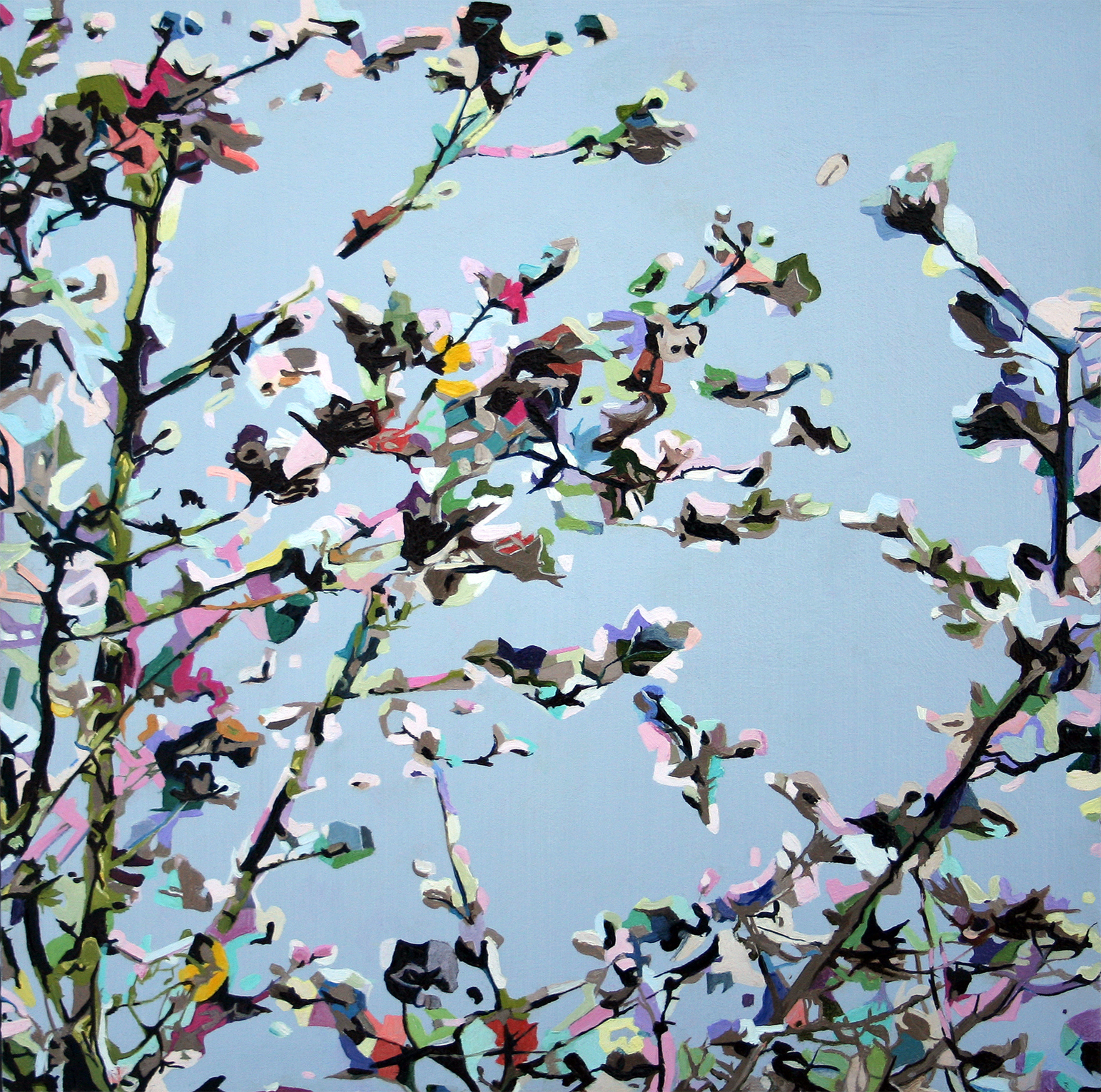 Magnolia Blue by  at the Saffron Walden Gallery