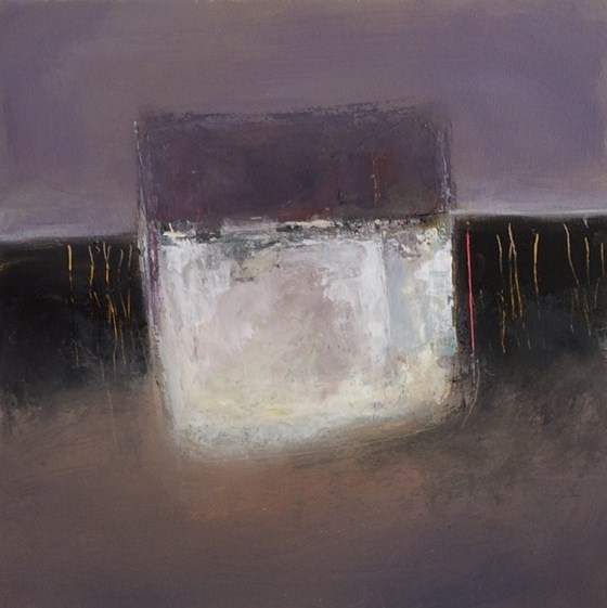 Floating Darkness by Stephen J Foster at the Saffron Walden Gallery