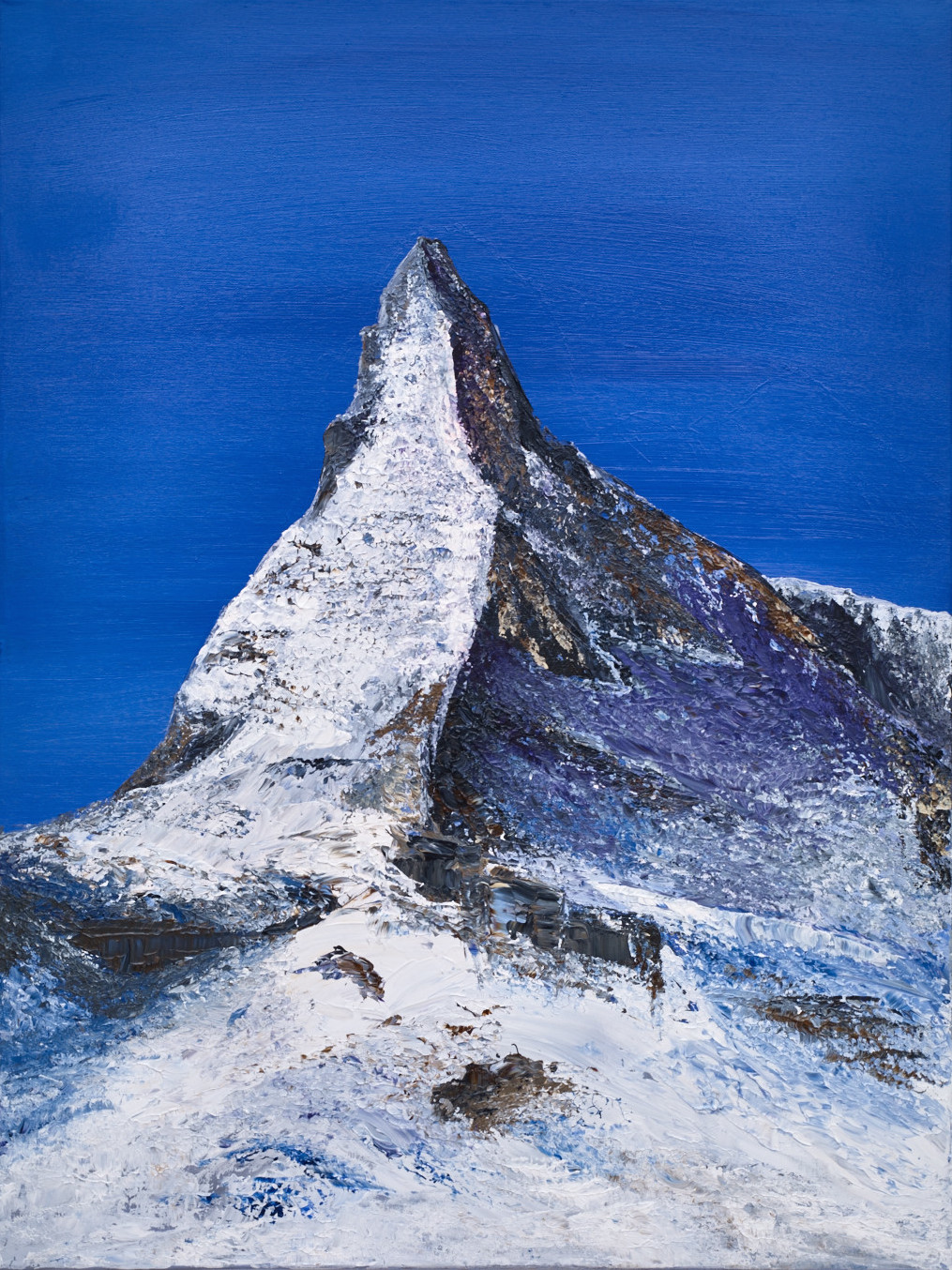 The Matterhorn at the Saffron Walden Gallery