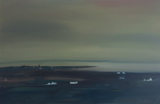 Isle of Aran by Elisabetta Mutty at the Saffron Walden Gallery
