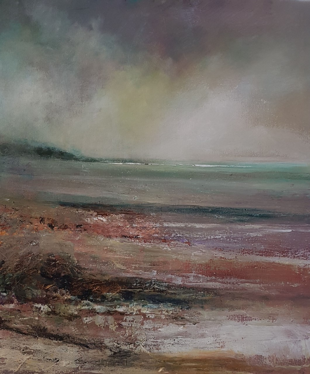 A Timeless Place by John Tregembo at the Saffron Walden Gallery