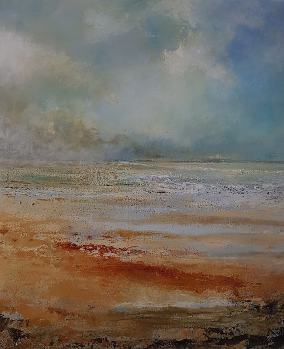 Timeless I by John Tregembo at the Saffron Walden Gallery