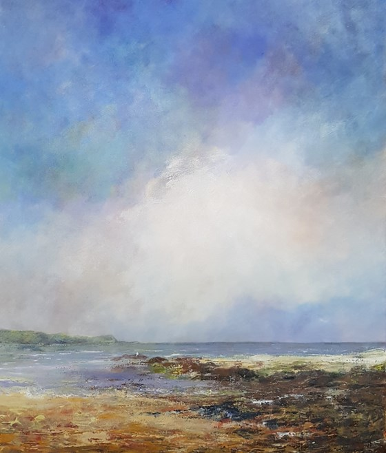 Stepper Point May by John Tregembo at the Saffron Walden Gallery