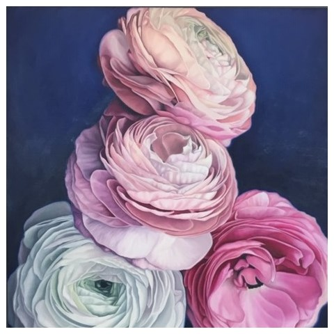 Bloom by Amy Carter at the Saffron Walden Gallery